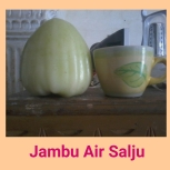 jambu air salju